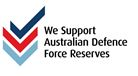 We support Australian Defence Force Reserves